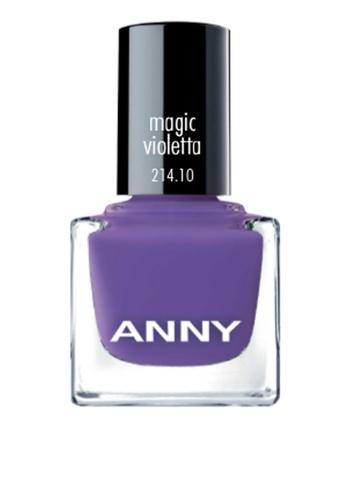 Anny purple Magic Violetta Nail Polish 7CF54BEB541625GS_1