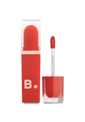 Banila Co. B. by BANILA Velvet Blurred Lip OR02 Burning Orange Filter FDAECBEA99B47BGS_1