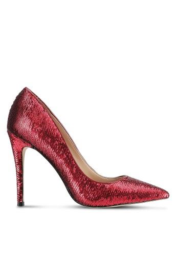 ALDO red Stessy Heels AL087SH0RYIPMY_1