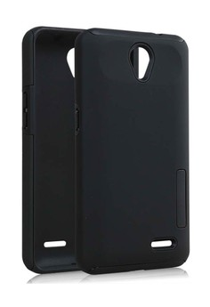 Dual Pro HardShell Case with Impact Absorbing Core for Lenovo A5
