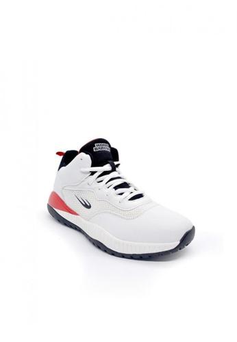 World Balance white Court Rival Big Kid's Shoes F62C6KSD93FE69GS_1