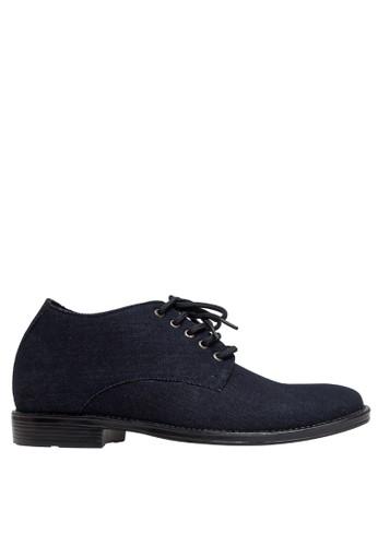 Keeve navy Keeve Shoes Peninggi Badan Formal 130-Navy FCB35SH1A9EE04GS_1