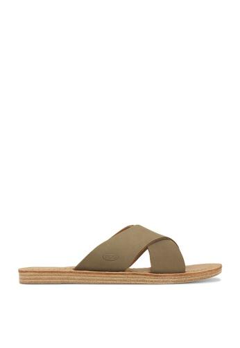 ROC Boots Australia beige Bocce Stone Sandal RO289SH16BRBSG_1