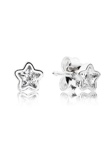 09fa5c633 Shop Pandora Star Stud Earrings Online on ZALORA Philippines