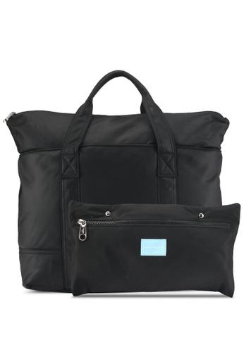 Calvin Klein black Carryall Tote Bag - Calvin Klein Accessories 12424AC588F39CGS_1