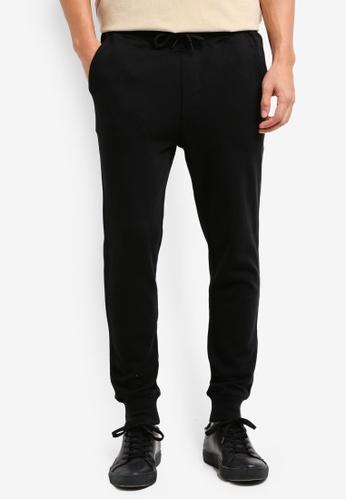 Calvin Klein black Horos Slim Jogger Pants - Calvin Klein Jeans 84FCFAA175FA49GS_1