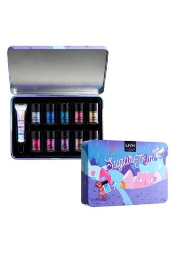 NYX Professional Makeup multi NYX Professional Makeup SUGAR TRIP GLITTER VAULT 9E4C4BE2B4A259GS_1