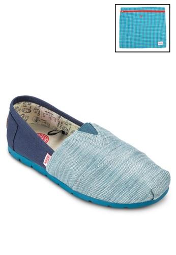 Boro 撞色懶人鞋, 鞋,zalora退貨 鞋