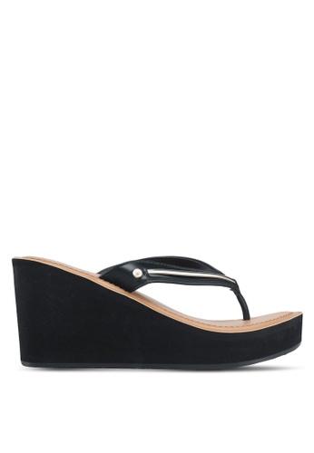 ALDO 黑色 Sobrylla 楔型鞋 50CCASH8FE0114GS_1