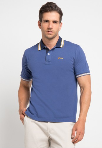 Hammer blue Polo Fashion HA763AA0UYW7ID_1