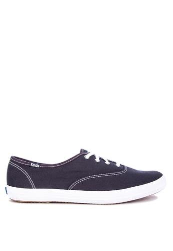 d8ba3464bd5fc Shop Keds Champion Canvas Sneakers Online on ZALORA Philippines