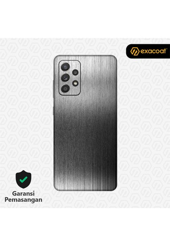 Exacoat Galaxy A72 Skins Titanium Series - Titanium Onyx B3F90ESF1D3E80GS_1