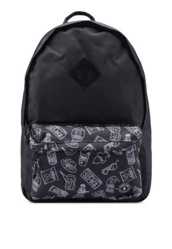 Parkland black Meadow Backpack E8B3FAC06EB5EDGS_1