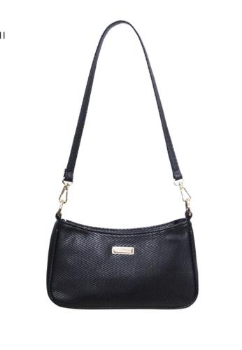 Verchini black Verchini Mini Sling Bag 9E1D0AC70FB250GS_1