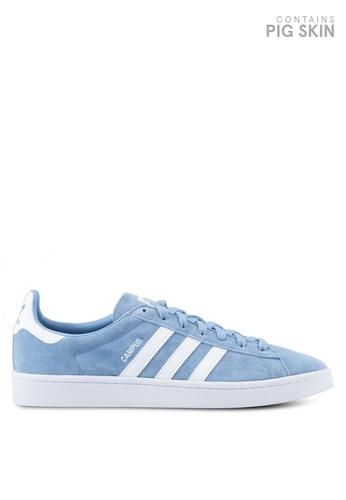 adidas blue adidas originals campus AD372SH0SS3IMY_1