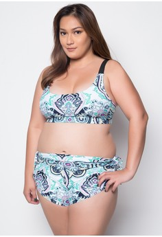 Plus Size Reiko Swimwear