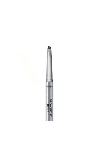 L'Oréal Paris brown Brow Artist Xpert 2-in-1  Brow Pencil- 103 Warm Blonde 36560BEC406949GS_1