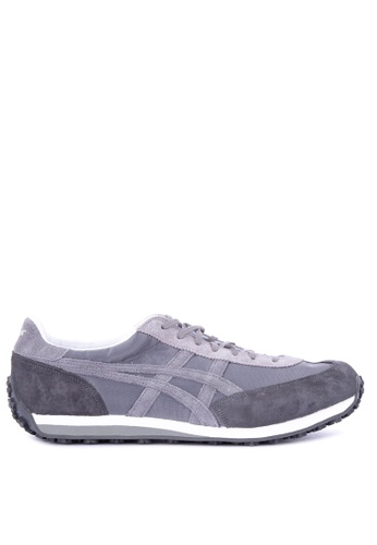 Onitsuka Tiger grey EDR 78 Lace-up Sneakers 0518BSHBC67FFEGS_1