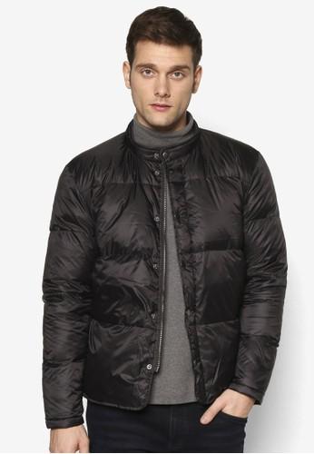 絎縫羽絨外套, 服飾, 冬裝esprit outlet 台灣外套