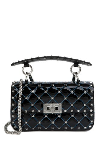 Valentino black CHAIN BAG/CROSSBODY BAG 517ABACC1C6023GS_1