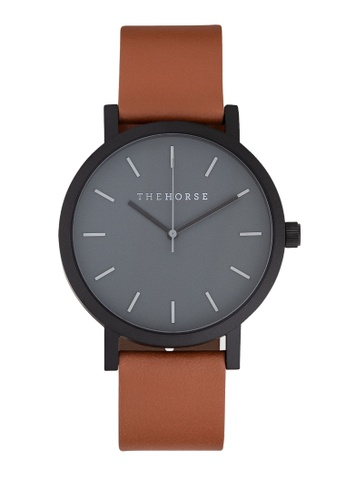 The Horse black and grey and brown The Original Watch A7833AC09DD5AAGS_1