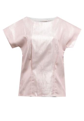 sophistix pink Kiwi Blouse B5EBDAA9B36D54GS_1