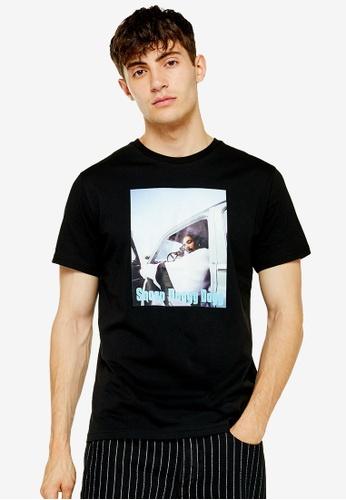 f2a2c740 Buy Topman Snoop Dogg Print T-Shirt Online on ZALORA Singapore