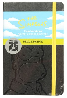 The Simpsons Limited Edition Pocket Notebook