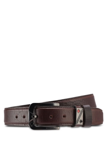 Lumberjacks brown Lumberjacks 35mm Belt 88A43ACF56FEF8GS_1