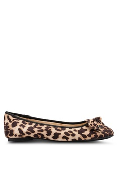 070cd12c6 Circus by Sam Edelman brown Connie Ballerina Flats 9A93CSHF1159C6GS 1