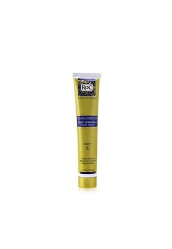 ROC ROC - Retinol Correxion Deep Wrinkle Night Cream 33ml/1.1oz 6F9FBBE8B7D0F3GS_1