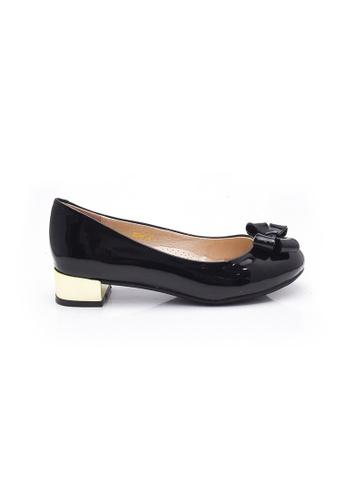 Elisa Litz black Jona Low-Heels (Black) EL365SH0FW0YSG_1