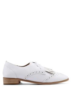 4622cee2b9b8 Twenty Eight Shoes white Classic Tassel Oxford Shoes 78767SHC0E85D5GS 1