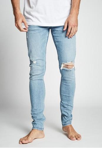 Cotton On blue Super Skinny Jean 379C3AA65A7F46GS_1