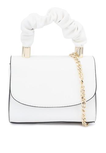 ALDO white Vladya Top-Handle Bag CC3CFAC9E09A9BGS_1