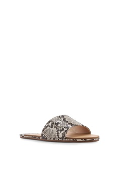 9466dc85fc4 23% OFF Mango Snake Print Sandals S  55.90 NOW S  42.90 Available in  several sizes