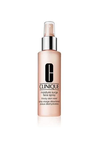 Clinique Clinique Moisture Surge Face Spray Thirsty Skin Relief 125ml 9E8A5BE1295D04GS_1