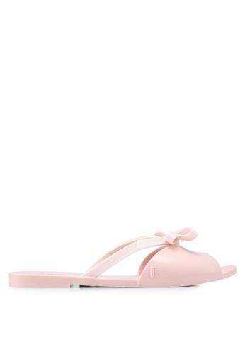 Melissa pink Melissa Ela Ad Sandals C50A8SH602862BGS_1