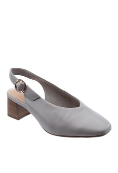 462784d921b 10% OFF Hush Puppies Hush Puppies Women s Athena Light Grey RM 399.00 NOW  RM 359.10 Sizes 5 6 7 8 9