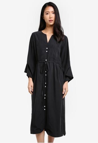 WEEKEND SUNDRIES black Gentle Slopes Dress WE453AA0FXU8SG_1