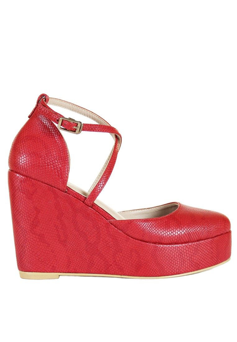 Courtney Wedges by M&G