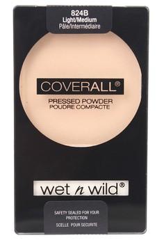 Coverall Pressed Powder