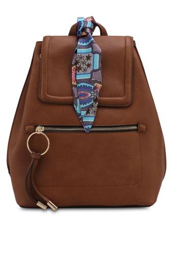 ALDO brown Schwab Backpack 71381AC1E185C1GS_1