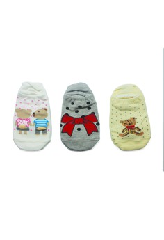 Character Socks 2 (3 pieces set)