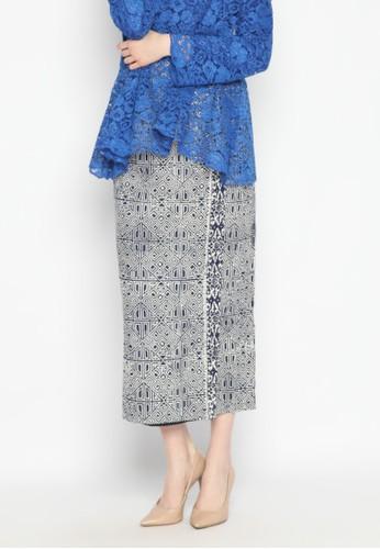 Karina Design navy Rok Batik Asmat Kecil 66C0EAA06D280DGS_1