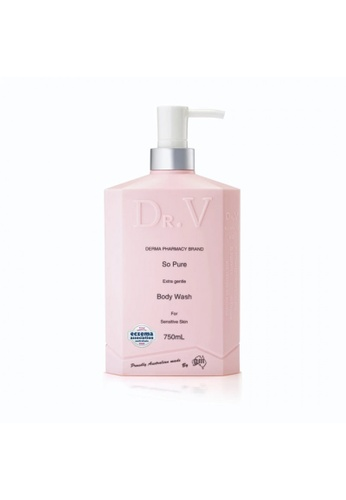 Bai Zi Gui DR. V So Pure Extra Gentle Body Wash 91FF1ES4DCE69CGS_1