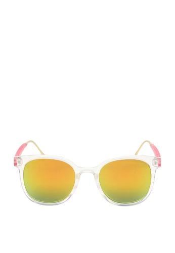 Buy Kaca-kaca Kaca Kaca Ruth Clear Sunglasses Online  3177c31075
