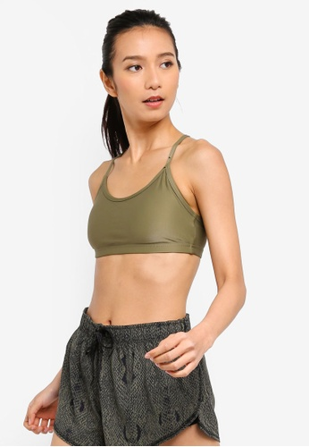 Cotton On Body green Workout Yoga Crop Top DB01FUS18964EAGS_1