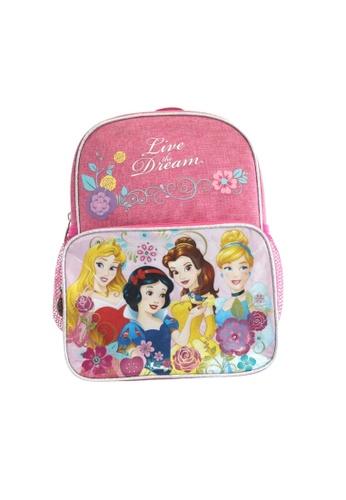 Disney pink Princess Backpack 70857KC7ADAE0DGS_1