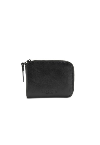 Timbuk2 black Layover Zip Wallet 5E8C3AC9A5182FGS_1
